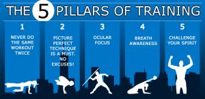 5 Pillars of Training