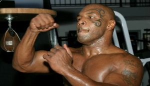 punching and heavy bag workouts