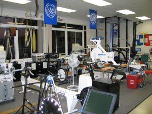 USOC Exercise Physiology Lab