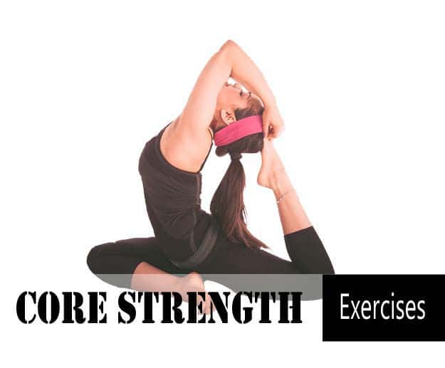 Core Strength Exercises Thumbnail