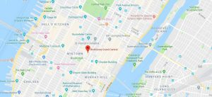 bodhizone physical therapy grand central map