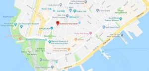 bodhizone physical therapy wall street map