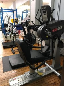 full gym space and equipment new york