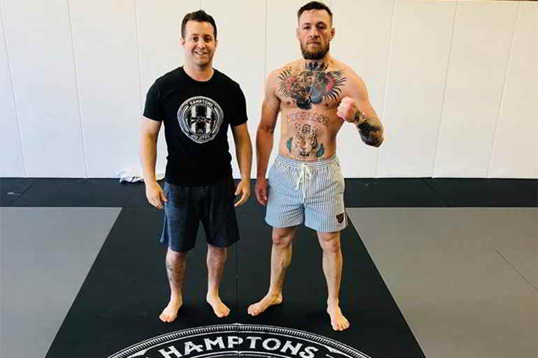 conor mcgregor physical therapy bodhizone hamptons