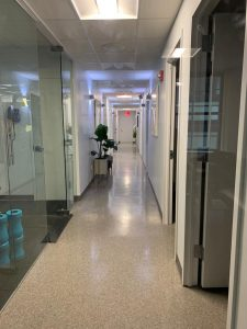 Our Wall Street location that is located at 42 Broadway